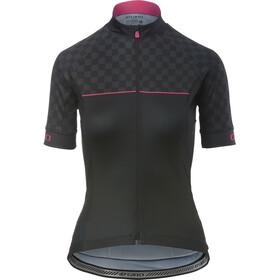 Giro Chrono Sport Kortärmad cykeltröja Dam svart